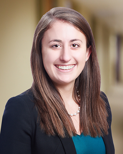 Workers Compensation Attorney Abigail Lindekugel of Fitch, Johnson, Larson and Held, P.A.